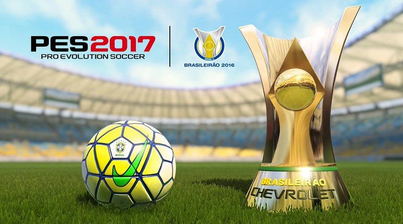 ATUALIZADO  Campeonato Brasileiro estará no PES a1c14ed2398f7