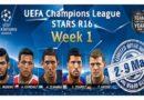 Atualização semanal #24 – A volta do empresário da Champions R16 – Semana 1