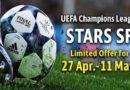 Atualização ao vivo #32 – Estrelas da Champions League – Semifinais + TOTY