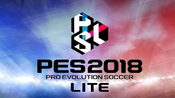 Konami liberará versão gratuita de PES 2018 (PES 2018 Lite)