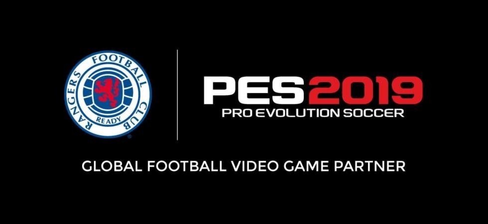 Parceria Rangers - PES 2019