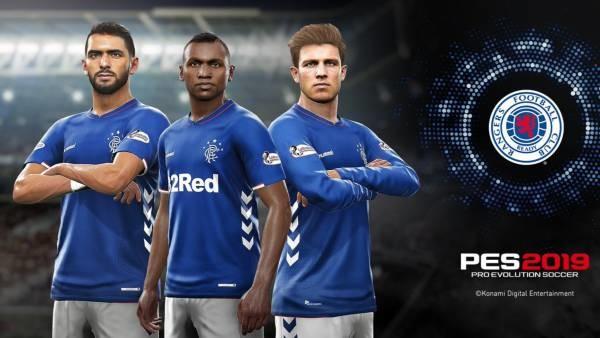 Rangers - PES 2019