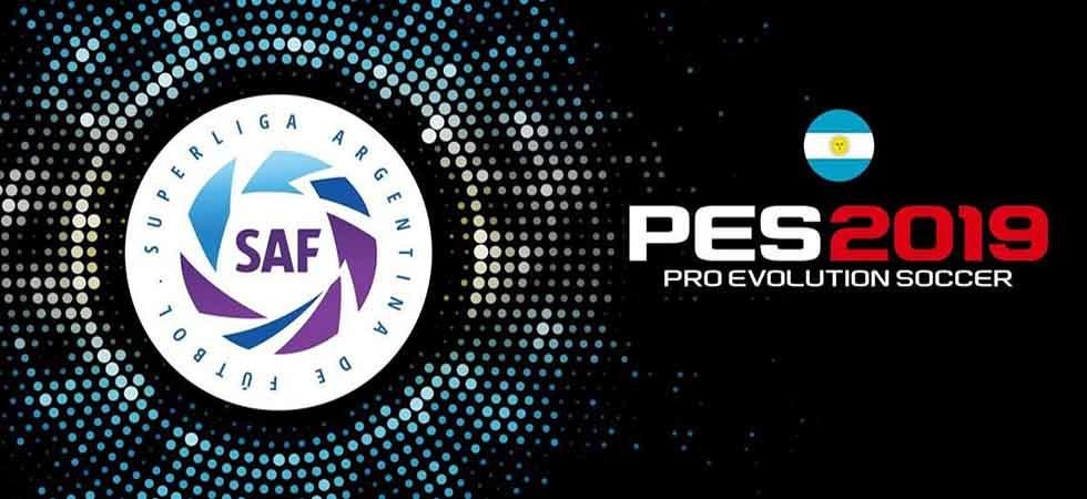 Liga argentina - PES 2019