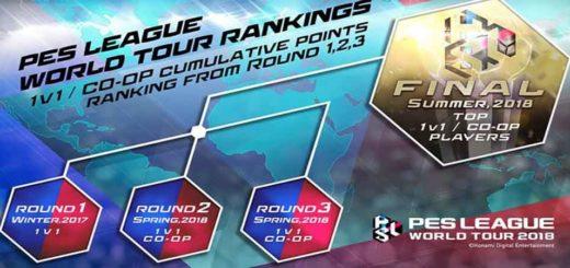PES 2019 – Atualização semanal 8-11 – Italian League