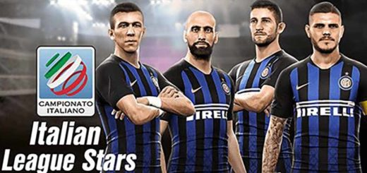 1a21c72cda PES 2019 – Atualização semanal 8-11 – Italian League