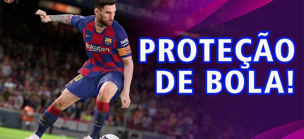 Proteção de bola PES 2020