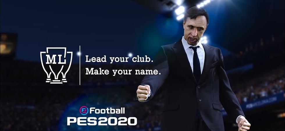 Master League PES 2020