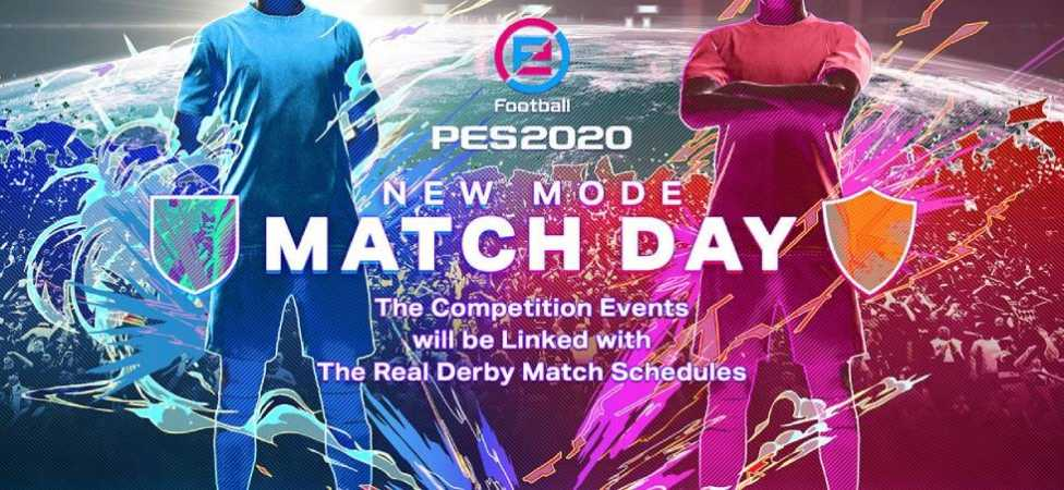 Matchday - PES 2020