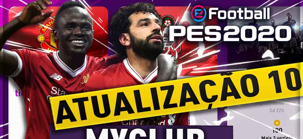 PES 2020 - Manchester united x Liverpool
