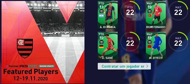 PES 2021 - Legends Flamengo