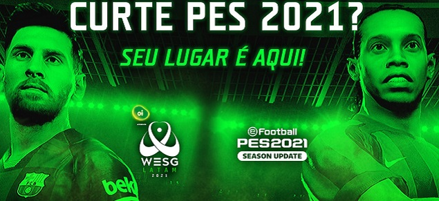 WESG PES 2021