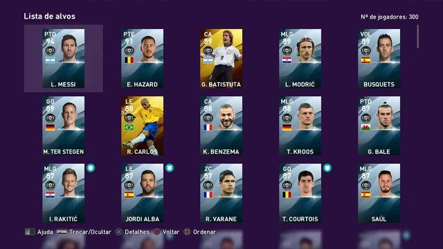 PES 2020 - Legends South American - 1