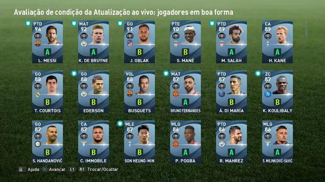 pes 2021 10 12 jogadores boa forma 1