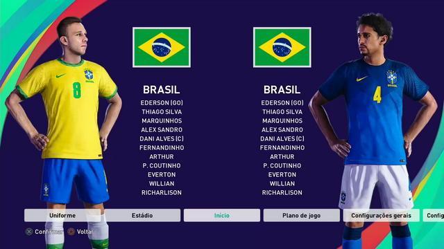 pes 2021 dlc 3 brasil